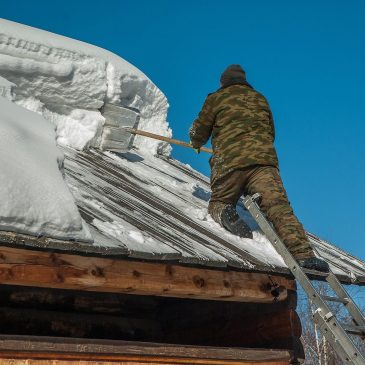 How Winter Storms Impact Your Roof