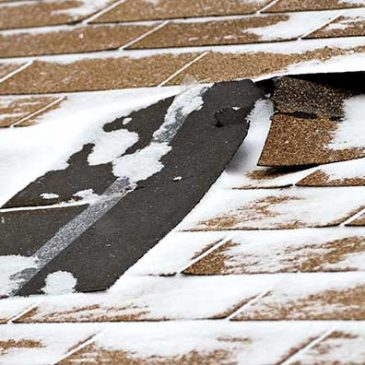 We Take Care of Roofs Throughout the Winter Season for Customers in Guelph & Cambridge.